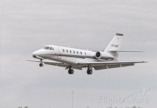Cessna Citation Sovereign (N208MF)