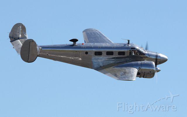 Beechcraft 18 — - Boundary Bay Airshow