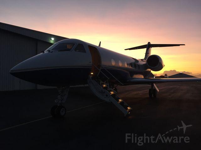 Gulfstream Aerospace Gulfstream V (N269WR)