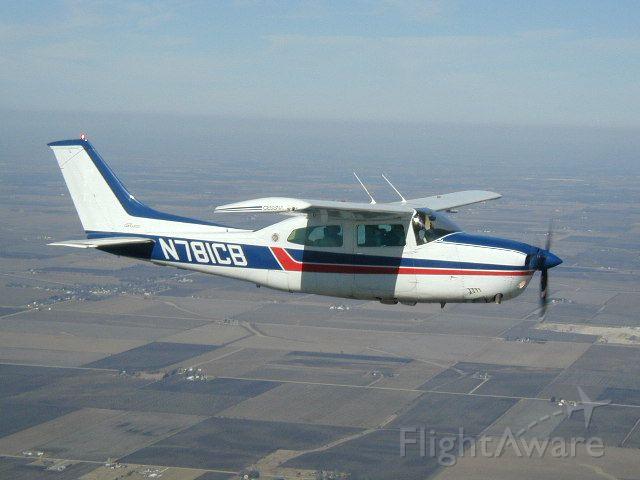 Cessna Centurion (N781CB)