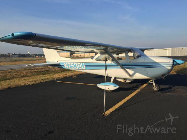 Cessna Skyhawk (N2538U)