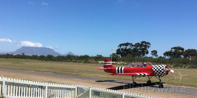 ZU-EWJ — - MorningstarAirfield, Cape Town, South Africa