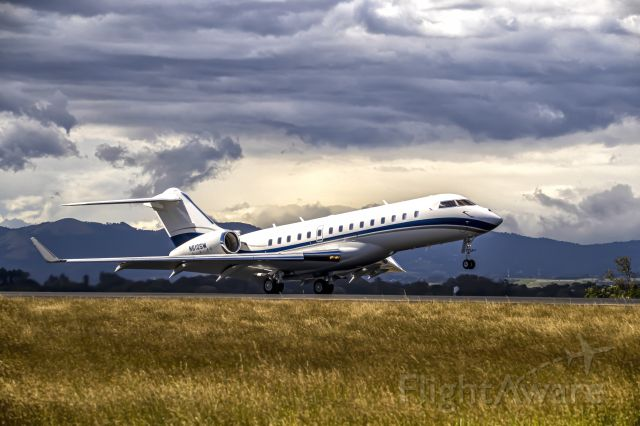 Bombardier Global Express (N610SW)