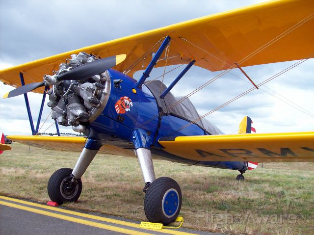 Boeing PT-17 Kaydet — - 2007 Olmypia, WA