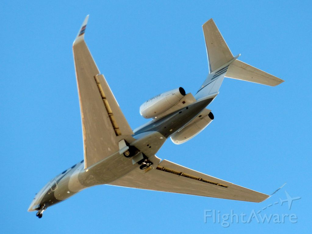 Gulfstream Aerospace Gulfstream G650 (N380SE)