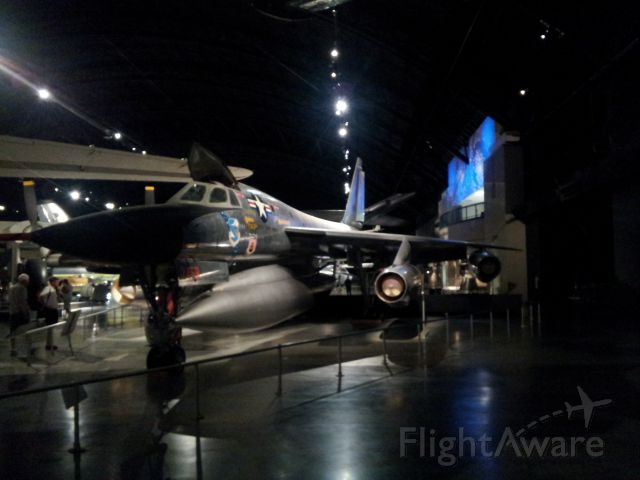 — — - B-58 Hustler at National Museum of US Air Force in Dayton, OH