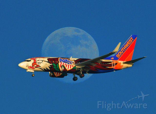 Boeing 737-700 (N918WN) - Southwest