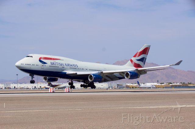 Boeing 747-400 (BAW275)
