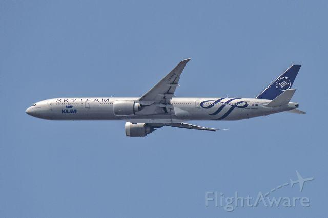 Boeing 777-200 (PH-BVD)