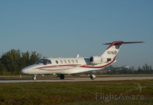 Cessna Citation CJ2+ (N219CM)
