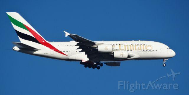 Airbus A380-800 (A6-EUG)