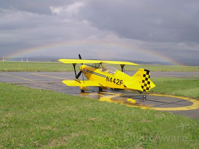 N442PS — - Pitts S-2C, Kosice int. airport, Slovakia, 2010