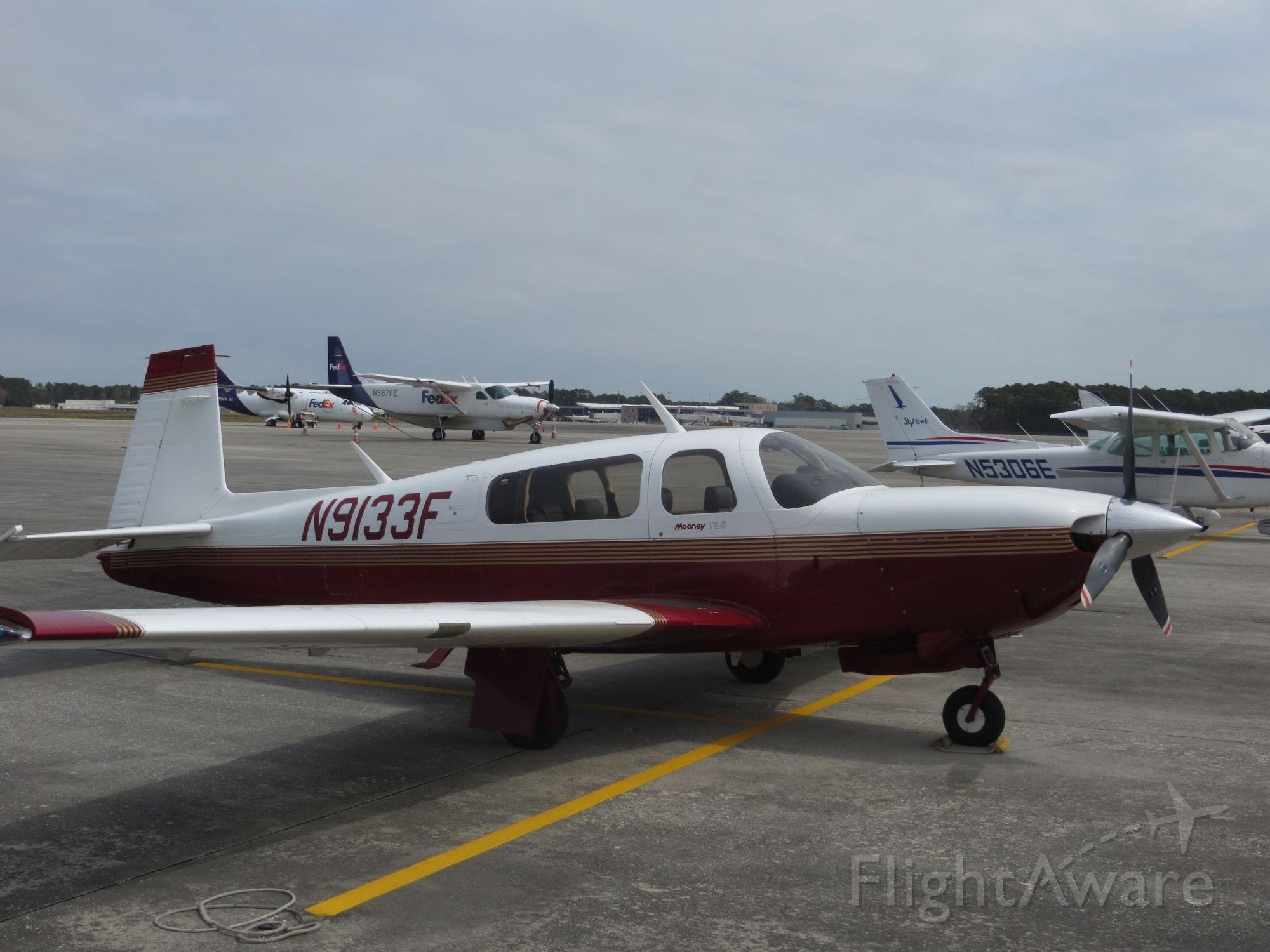 Mooney M-20 (N9133F)