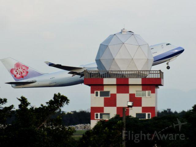 Boeing 747-400 (B-18719)