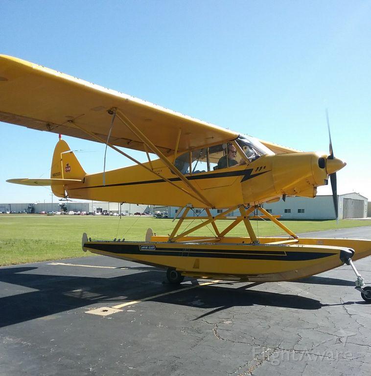 Piper L-21 Super Cub (N82100)