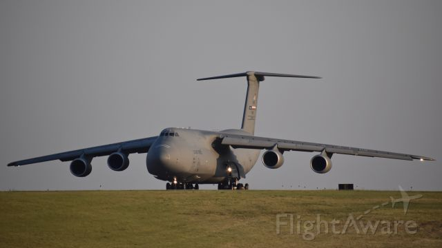 """Boeing Globemaster III (86-0021) - Lockheed C-5M """"Super Galaxy"""" from the 433rd Airlift Wing"""