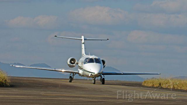 Beechcraft Beechjet (PP-UQF) - beechcraft hawker 400XP<br />PPUQF-Private<br />Aeroporto de Pouso Alegre-MG Brasil<br />Photo:Gustavo Queiroz