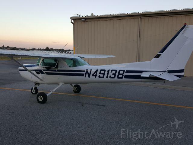 Cessna 152 (N49138)