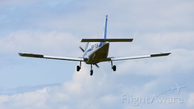 Cessna P210 (turbine) (SP-TUK)