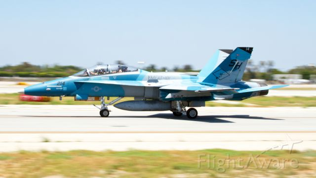 McDonnell Douglas FA-18 Hornet — - VMFAT 101 SHARPSHOOTERS