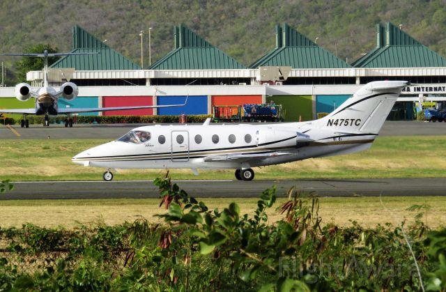 Beechcraft Beechjet (N475TC)