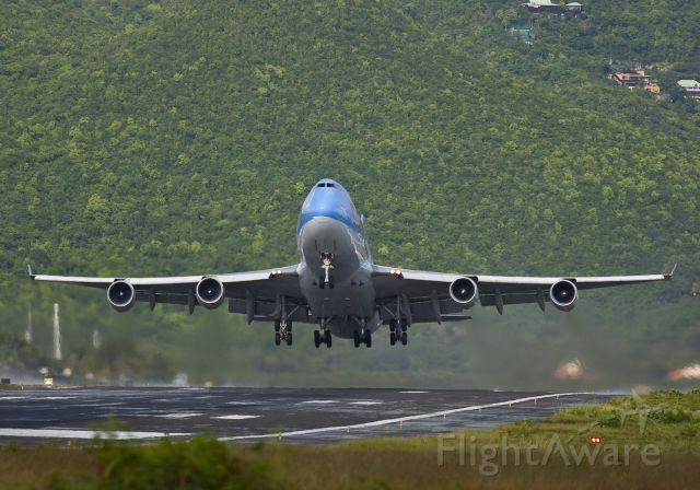 Boeing 747-400 (F-HKIS) - boeing 747-422
