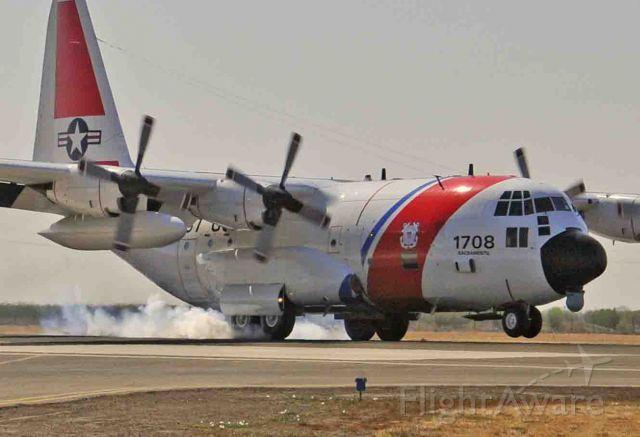 Lockheed C-130 Hercules (N1708)