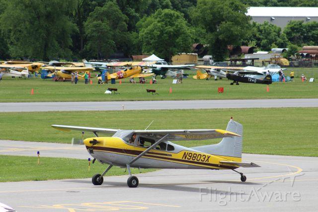 Cessna Skywagon (N9803X) - Sentimental Journey 2018