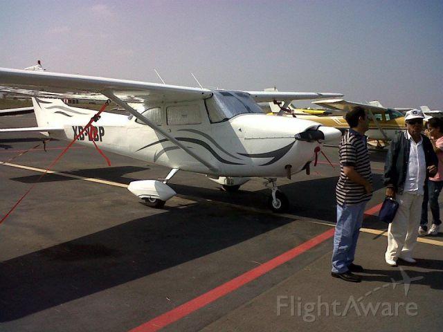 Cessna Skyhawk (XB-LBP) - prueba cessna overhaul