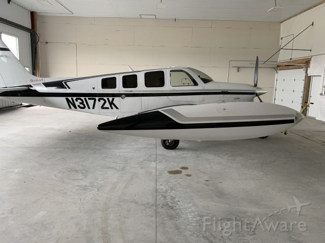 Beechcraft Bonanza (36) (N3172K)
