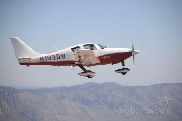 Cessna 350 (N193DW) - In flight over NM.