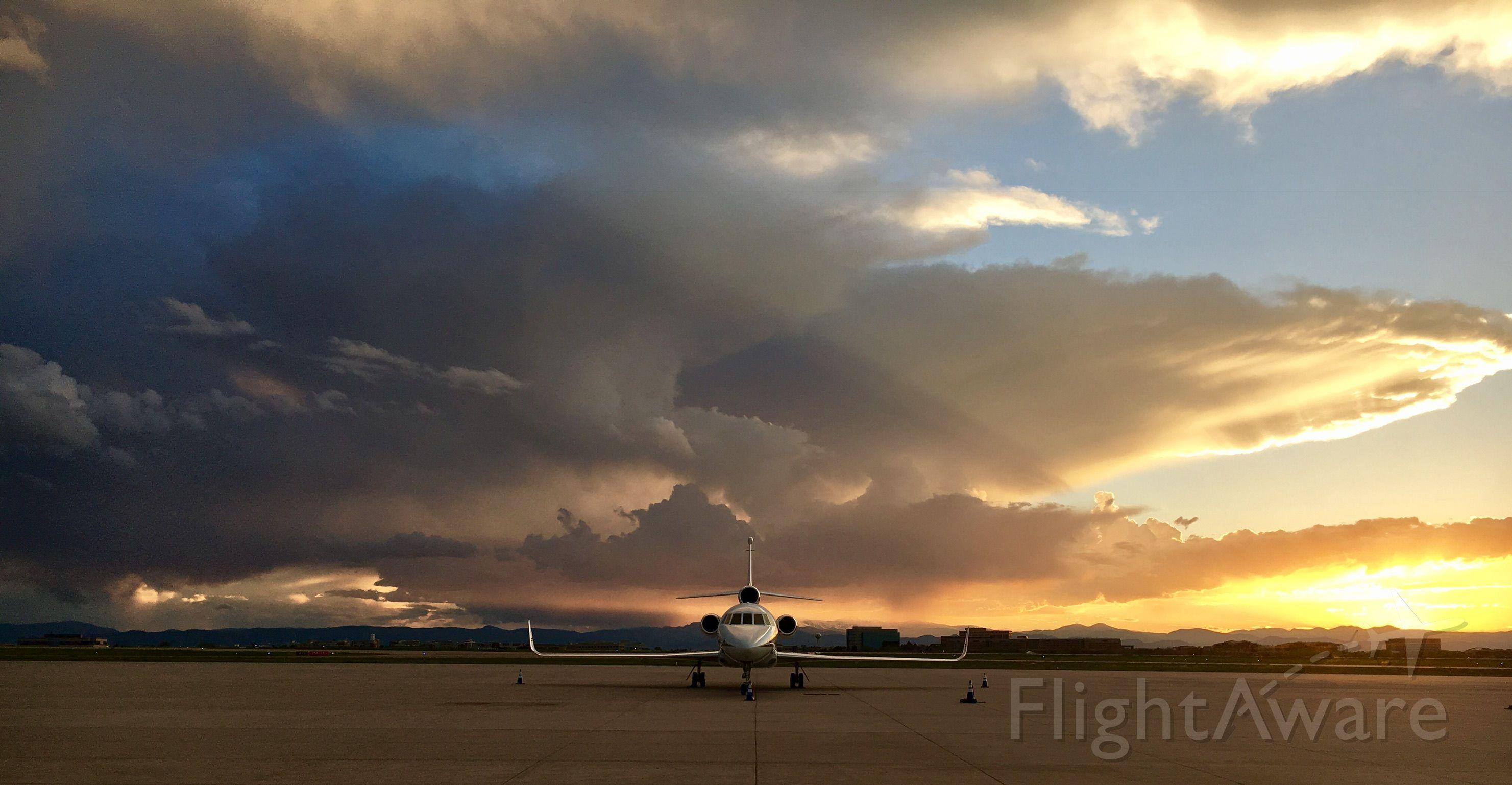 Dassault Falcon 900 — - Modern-Aviation Ramp