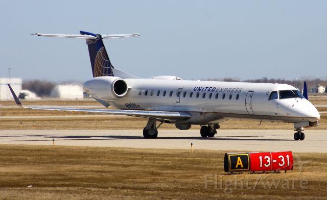 Embraer EMB-145XR (N14188)