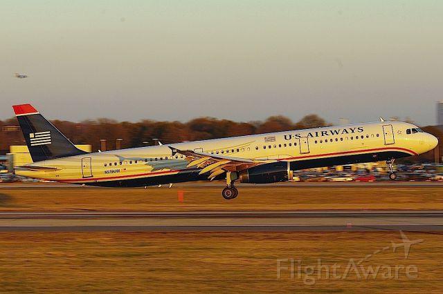 Airbus A321 (N519UW)