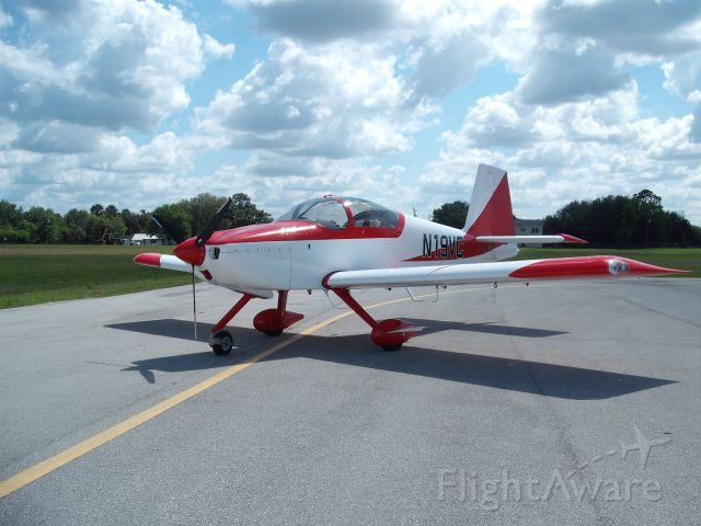 N19VC — - N19VC at Orlando-Sanford Airport, Sanford, FL
