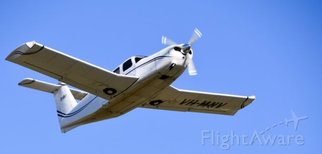 Piper Saratoga/Lance (VH-MNV) - Go for it Christian have great trip