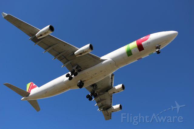 Airbus A340-300 (CS-TOB) - CS-TOB