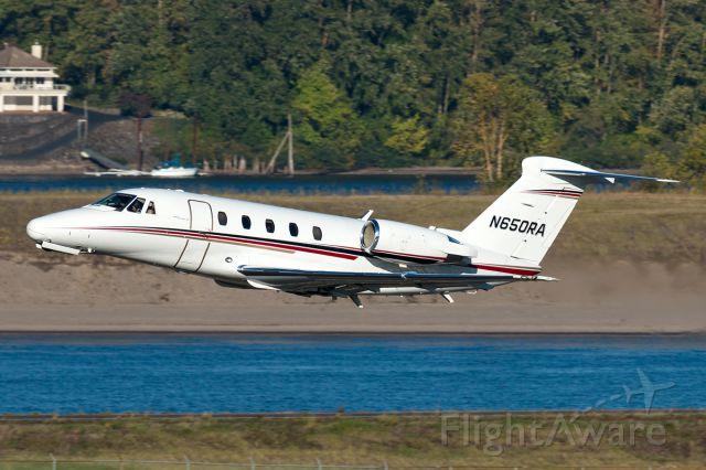 Cessna Citation III (N650RA)
