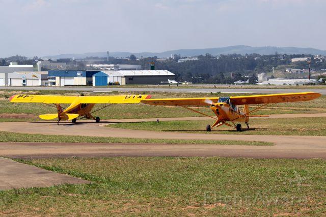 Piper L-18B Cub Special —