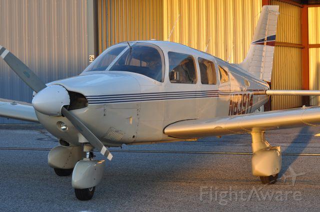 Piper Cherokee (N83914)