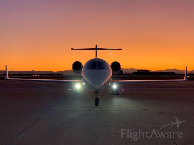 Learjet 45 (N395BC)