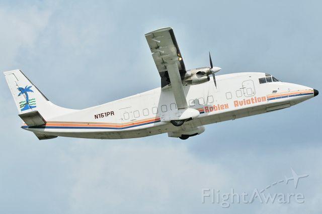 Short SD3-60 (N151PR) - Félix Bahamonde - PR Planespotters