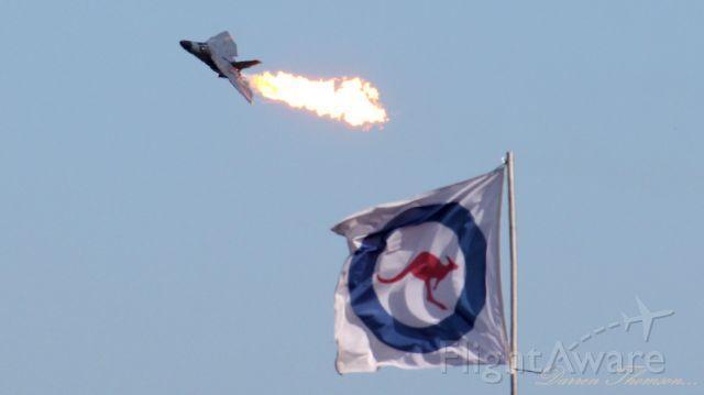 Grumman EF-111 Raven — - F111 LAST DUMP AND BURN<br />FAREWELL FLIGHT