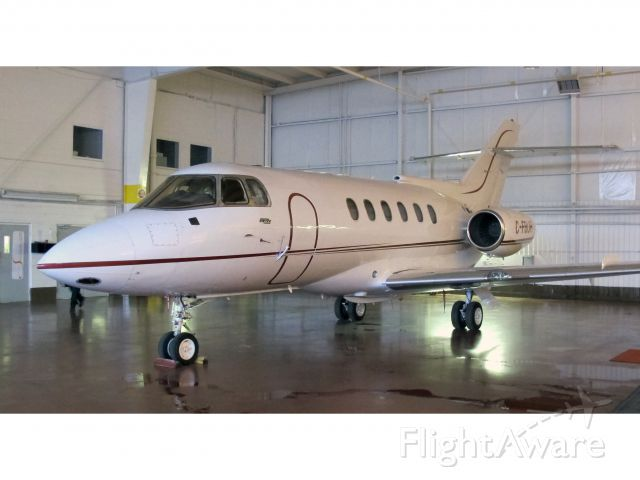 C-FBUR — - A business jet with a stand up cabin.