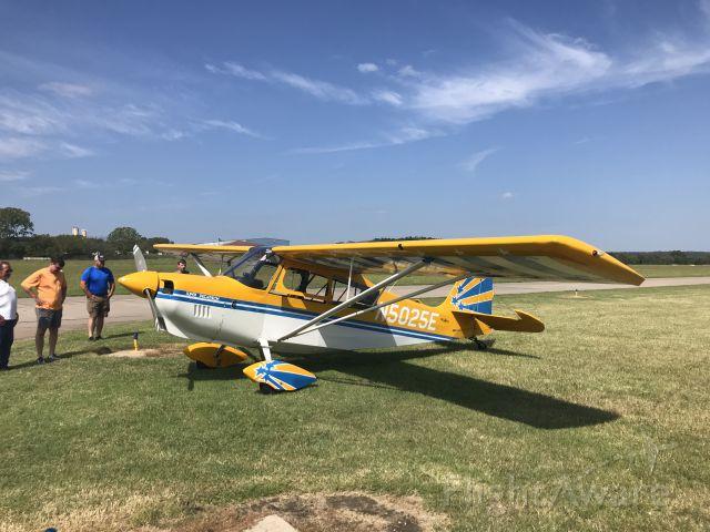 N5025E — - September 14, 2019 - Bellanca Fly-In Bartlesville OK