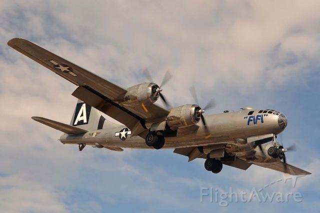 Boeing B-29 Superfortress (N529B) - Boeing B-29 Superfortress N529B Fifi at Deer Valley, Arizona on February 26, 2015