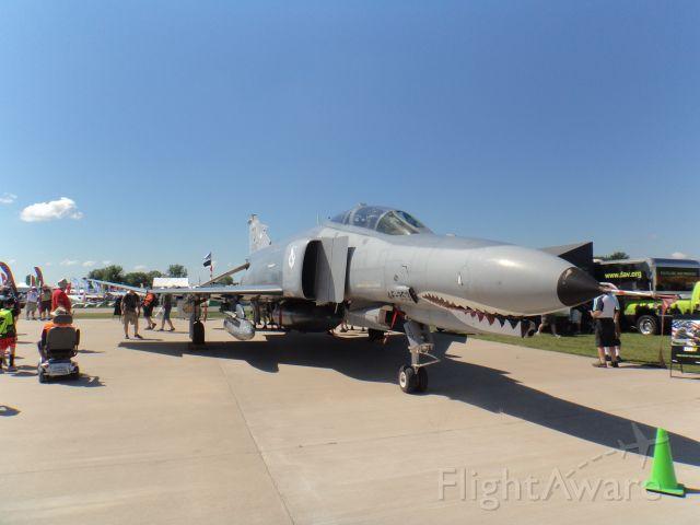 73-0167 — - McDonnell Douglas QF-4E Phantom II