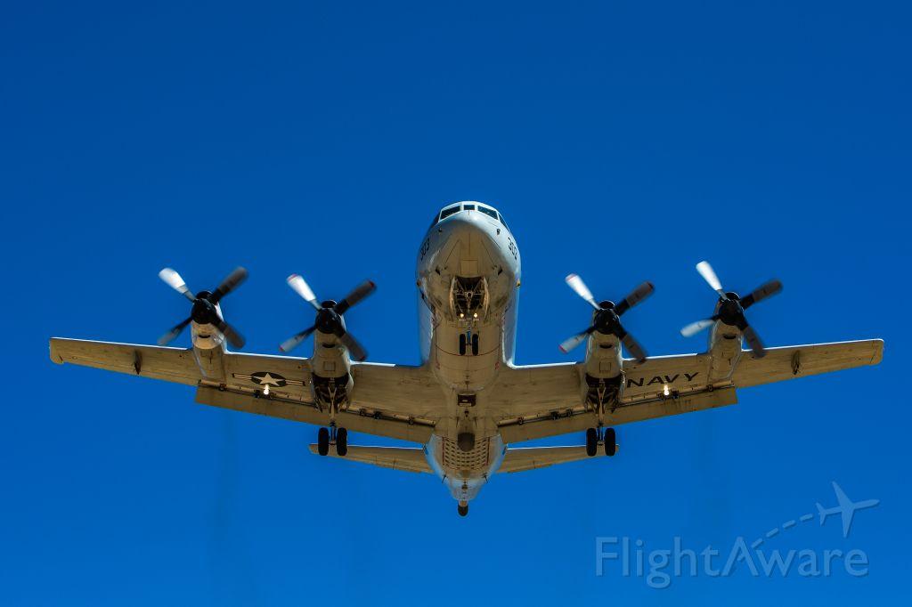 Lockheed P-3 Orion —
