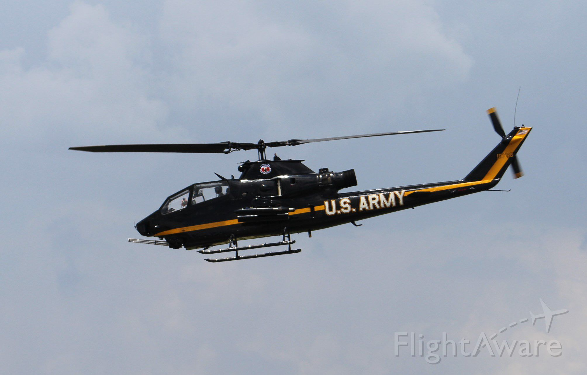 — — - An AH1 Cobra @ the 2015 Save Our Flying Heritage Fly-In @ Madison County Executive Airport in Meridianville, AL