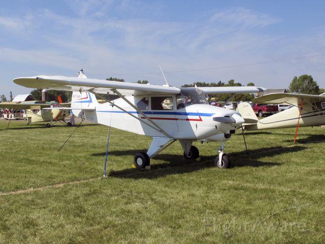 Piper PA-22 Tri-Pacer (N7138B) - Oshkosh 2013!